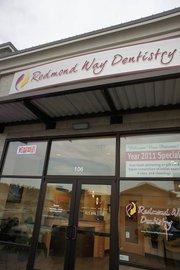 redmond dentist appointment